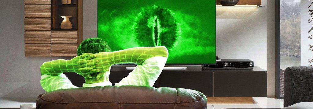 Stop TV snooping